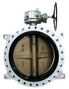 Concentric Butterfly Valve1