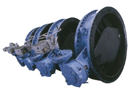 Rubber Lined Butterfly Valve3
