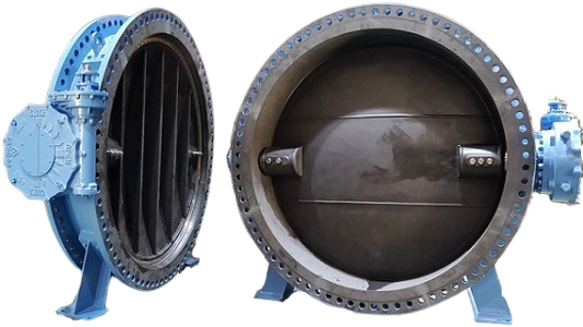 Rubber Lined Butterfly Valve4