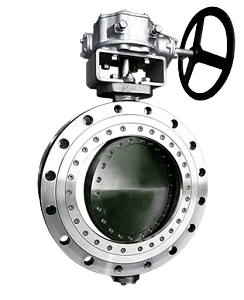 Triple Offset Metal Seated Butterfly Valve1