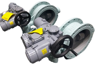Water Works Butterfly Valve4