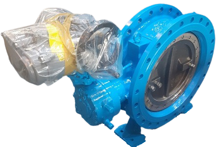 Water Works Butterfly Valve5